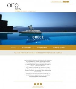 ONO Living site web