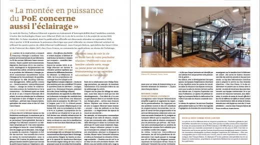 Charte graphique magazine LUX