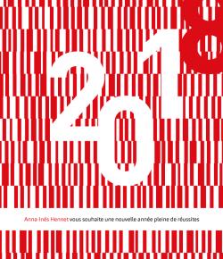 AI Hennet – Vœux 2018